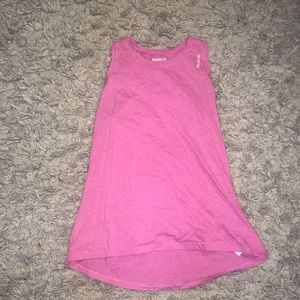 Pink Workout Tank Top